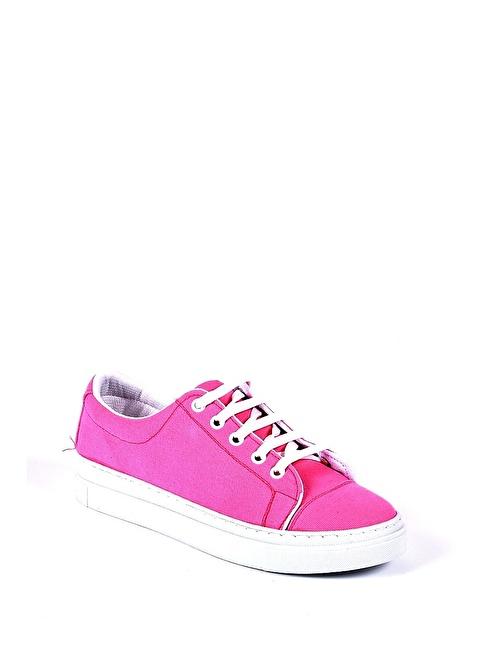Sapin Sneaker Ayakkabı Pembe